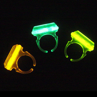 Glow Finger Ring
